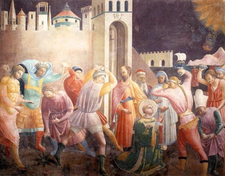 Santo Stefano, diacono e martire